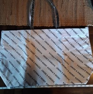 Large Victoria's Secret tote bag